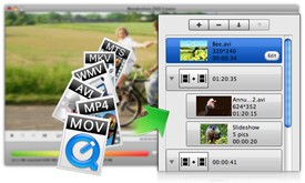 Molto meglio di iDVD - Masterizza qualsiasi Formato Video su DVD