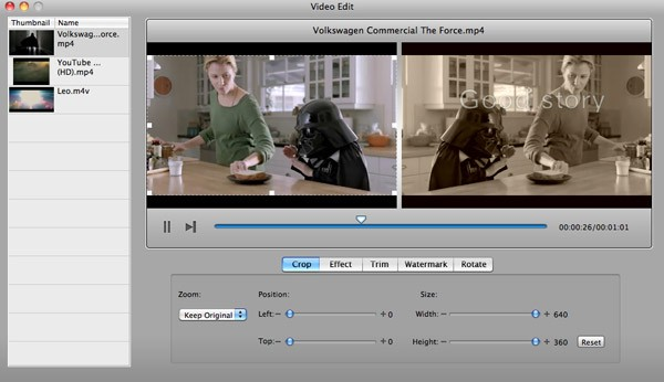 how to create DVDs On Mac