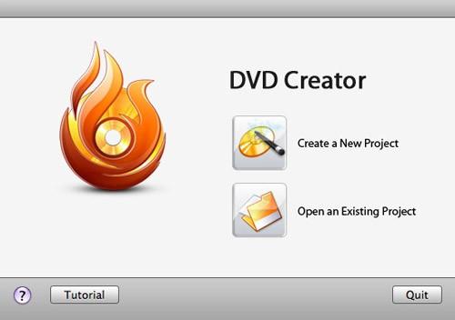 DVD Creator per mac