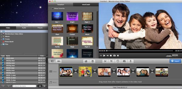mac video editor