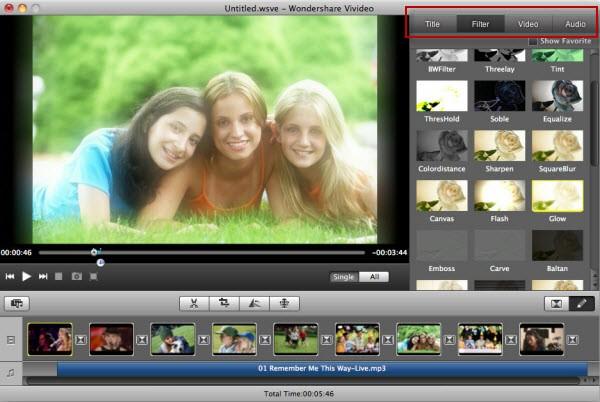 Mac Vivideo enhance