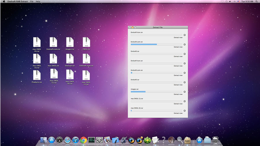 winrar for mac os x lion free download site download