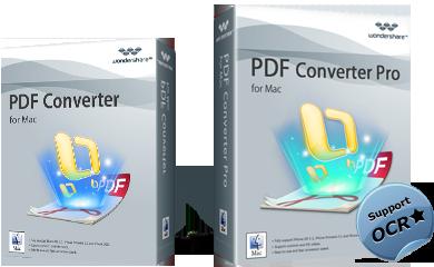 PDF Converter per Mac