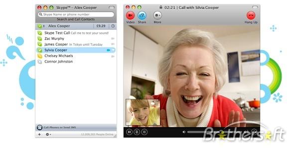 Skype 5.3.60.1093 Screenshot