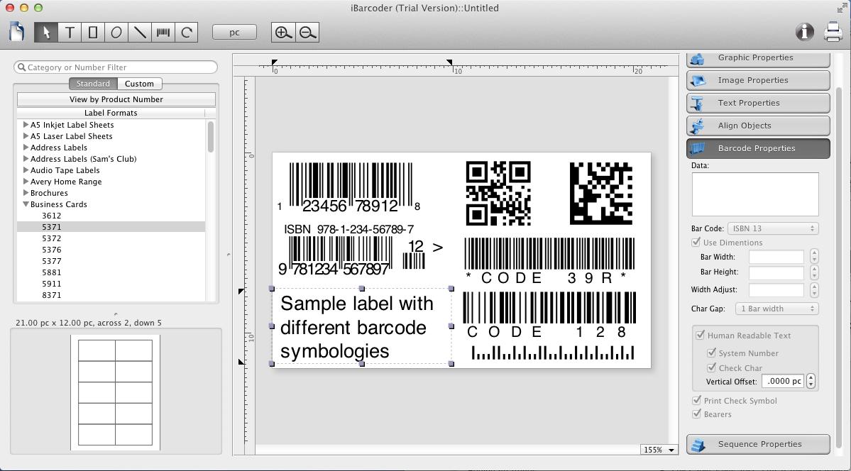 iBarcoder: How to create QR Code, ISBN, POSTNET, UPC, Code 39, codabar, EAN