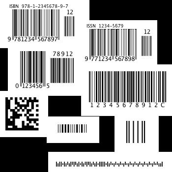 iBarcoder generate QRCode, ISBN, POSTNET, UPC, Code 39, Codabar, Datamatrix, EAN and more mac barcode.