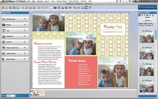 Creare calendario con iphoto su mac programmi per mac for Iphoto calendar templates