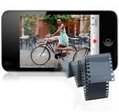 filmati da ipod touch su Mac