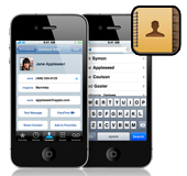 3herosoft iphone contact to computer transfer