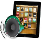 trasferire audio book da ipad su mac