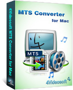 MTS Converter per Mac