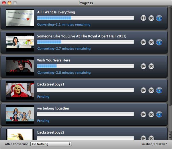 DVD/Video Conversion