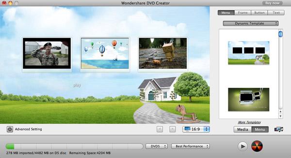 DVD Creator for Mac Guide