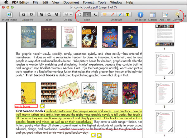 compress PDF on Mac