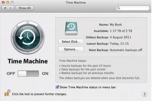 Mac-Factory-Set-Time-Machine