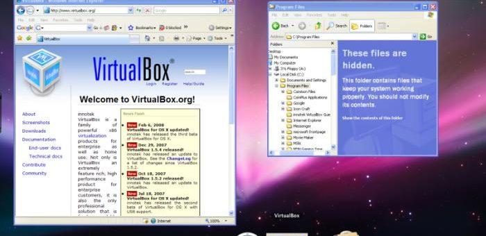 Risultati immagini per virtualbox mac