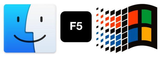 """Il Mac F5 aggiorna l'equivalente da Windows è la scorciatoia da tastiera Command R """"width ="""" 610 """"height ="""" 224 """"class ="""" aligncenter size-large wp-image-84031 """"/> </p> <p> Gli utenti Mac che sono passati dalla piattaforma Windows possono essere abituati a premere il tasto funzione F5 per aggiornare un browser Web, un sito Web o una pagina Web. Il tasto F5 viene utilizzato come aggiornamento o ricarica nella maggior parte dei browser Web di Windows, quindi quando gli utenti di Windows passano al Mac potrebbero chiedersi quale sia il pulsante di aggiornamento equivalente sul Mac, poiché di solito F5 sul Mac regola la retroilluminazione della tastiera o non fa nulla affatto. </p> <p><!-- Quick Adsense WordPress Plugin: http://quickadsense.com/ --></p> <p> Copriremo l'equivalente chiave F5 sul Mac per la maggior parte dei browser Web che incontrerai, quindi se sei un recente selezionatore di Windows dovresti trovare questa guida particolarmente utile. </p> <h2> Il comando + R è la scorciatoia da tastiera di aggiornamento sui browser Web Mac, in genere </h2> <p> Il tasto per ricaricare o aggiornare una pagina Web sulla maggior parte dei browser Web per Mac è <strong> Command + R </strong> e vale per la maggior parte dei browser Web Mac, tra cui Safari, Chrome, Firefox, Opera, Epic , Coraggioso e altri. </p> <p> <img src="""