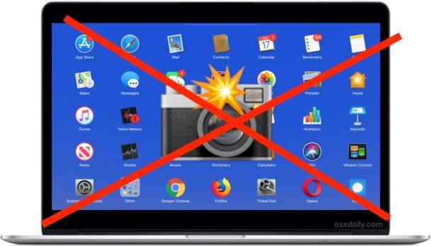 """Come impedire l'accesso della fotocamera per app su Mac """"width ="""" 610 """"height ="""" 348 """"class ="""" aligncenter size-large wp-image-87325 """"/> </p> <p> Vuoi impedire a un'app Mac di utilizzare la fotocamera sul tuo computer? MacOS semplifica il controllo e la gestione manuale delle app che possono accedere alla fotocamera frontale su un Mac. Essere in grado di controllare manualmente quali app accedono alla telecamera su un Mac può essere utile per la privacy e la sicurezza, e forse potrebbe anche spingerti a rimuovere il nastro sulla fotocamera del Mac a cui molti utenti di computer tecnologici sembrano fare affidamento per un po 'di privacy . </p> <p><!-- Quick Adsense WordPress Plugin: http://quickadsense.com/ --></p> <p> Questo articolo ti mostrerà come controllare direttamente quali app possono accedere alla videocamera su un Mac e come bloccare le app dall'utilizzo della fotocamera, oltre a dimostrare come concedere alle app l'accesso alla videocamera sul computer. </p> <h2> Come impedire alle app di utilizzare la videocamera su Mac per disabilitare l'accesso alla videocamera </h2> <p> Ecco come determinare individualmente le app Mac che possono utilizzare la fotocamera del computer: </p> <ol> <li> Vai al  menu Apple e seleziona """"Preferenze di Sistema"""" </li> <li> Vai al pannello delle preferenze """"Sicurezza e privacy"""" </li> <p> <img src="""