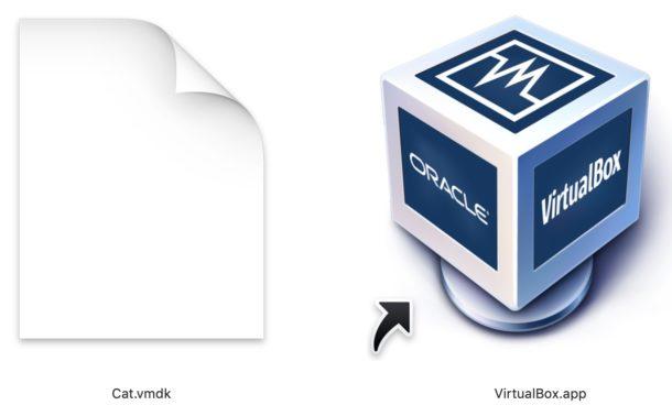 """Come aprire VMDK in VirtualBox """"width ="""" 610 """"height ="""" 378 """"class ="""" aligncenter size-large wp-image-88401 """"/> </p> <p> Hai bisogno di aprire un file VMDK in VirtualBox? Questo articolo mostra come configurare e utilizzare un file della macchina virtuale VMDK con VirtualBox. Questo particolare tutorial è dimostrato su un Mac, ma l'utilizzo di un VMDK con VirtualBox in questo modo dovrebbe funzionare allo stesso modo anche su Windows e Linux. </p> <p><!-- Quick Adsense WordPress Plugin: http://quickadsense.com/ --></p> <p> VMDK è l'abbreviazione di Virtual Machine Disk e i file VMDK possono essere creati da VMWare, VirtualBox, Parallels e altri software di virtualizzazione. Potresti aver notato che non puoi semplicemente aprire un file della macchina virtuale VMDK direttamente con VirtualBox, né puoi trascinarlo e rilasciarlo per avviarlo. Creerai invece una nuova macchina virtuale e la utilizzerai come disco, utilizzando i passaggi descritti di seguito. </p> <h2> Come aprire un file VMDK con VirtualBox su Mac, Windows, Linux </h2> <ol> <li> Apri l'applicazione VirtualBox, quindi scegli """"Nuovo"""" per creare una nuova macchina virtuale </li> <p> <img src="""