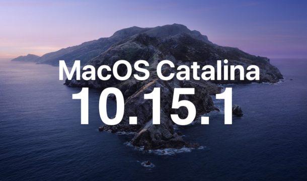 """MacOS Catalina 10.15.1 """"width ="""" 610 """"height ="""" 360 """"class ="""" aligncenter size-large wp-image-91385 """"/> </noscript></p> <p>Apple ha rilasciato l'aggiornamento MacOS Catalina 10.15.1 per tutti gli utenti Mac che eseguono MacOS Catalina. 10.15.1 è il primo importante aggiornamento del software di rilascio di punti a MacOS Catalina dopo che Apple aveva precedentemente pubblicato una serie ridotta di aggiornamenti supplementari al sistema operativo.</p> <p><!-- Quick Adsense WordPress Plugin: http://quickadsense.com/ --></p> <p>MacOS Catalina 10.15.1 arriva come build 19B88 e include correzioni di bug e miglioramenti, insieme a nuove icone Emoji ed emoji di genere neutro, supporto per AirPods Pro, supporto restituito per titoli e filtri nell'app Foto, miglioramenti della privacy di Siri e altre modifiche e miglioramenti. Le note di rilascio complete sono riportate di seguito, non è chiaro se alcuni altri bug segnalati e problemi con Catalina vengano risolti con l'aggiornamento 10.15.1.</p> <p>Separatamente, per gli utenti Mac che eseguono versioni precedenti di MacOS, Apple ha rilasciato un nuovo aggiornamento di sicurezza per MacOS Mojave 10.14.6 e macOS High Sierra, insieme a Safari 13.0.3 anche per quelle versioni del software di sistema.</p> <h2>Come scaricare e aggiornare MacOS Catalina 10.15.1</h2> <p>Assicurati di eseguire il backup di un Mac con Time Machine o il tuo metodo di backup preferito prima di installare qualsiasi aggiornamento del software di sistema.</p> <ol> <li>Vai al menu Apple , quindi scegli """"Preferenze di Sistema""""</li> <li>Vai al pannello delle preferenze """"Aggiornamento software"""", quindi scegli di aggiornare quando """"macOS 10.15.1 update"""" viene visualizzato come disponibile</li> </ol> <p>L'aggiornamento di macOS 10.15.1 pesa circa 4,5 GB per il download e l'installazione richiede circa 15 GB di spazio di archiviazione gratuito per il completamento. L'installazione richiede anche il riavvio del computer.</p> <p>Notare che gli aggiornamenti di MacO"""